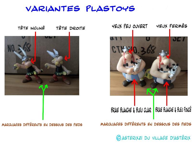Astérix® les Variantes d'Hier et d'Aujourd'hui [Le Catalogue] Varian52