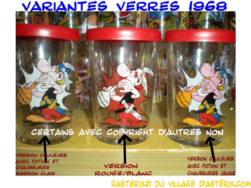 Astérix® les Variantes d'Hier et d'Aujourd'hui [Le Catalogue] Varian69