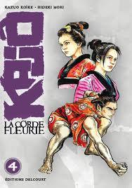 Seinen: Kajô, la corde fleurie - Série [Koike, Kazuo & Mori, Hideki] Images12