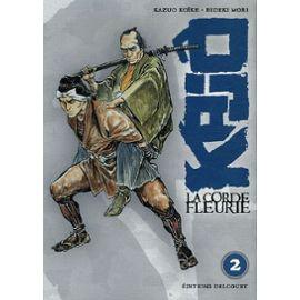 Seinen: Kajô, la corde fleurie - Série [Koike, Kazuo & Mori, Hideki] Koike-10