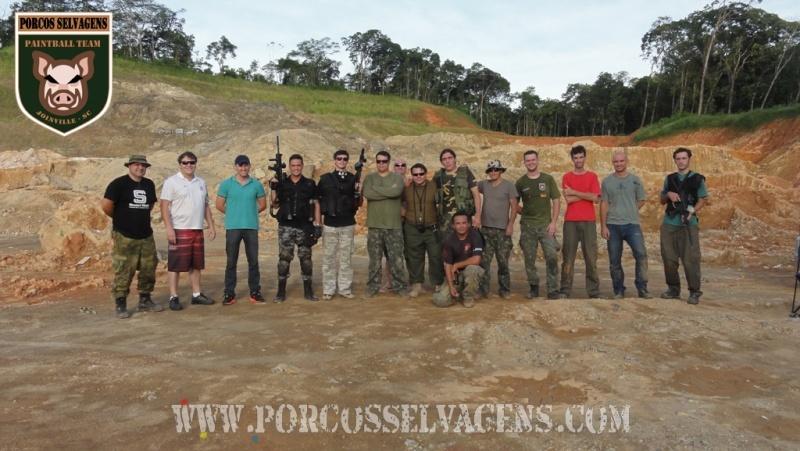 Jogo Treino na base Santos Dumont em 02/03/2012 Dsc02610