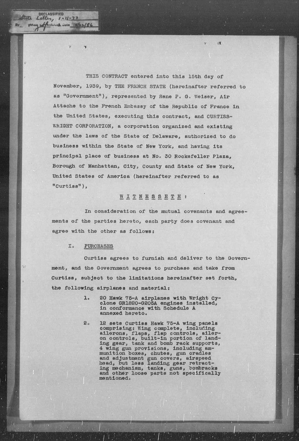 Contrat d'armement H-75 Ccontr11