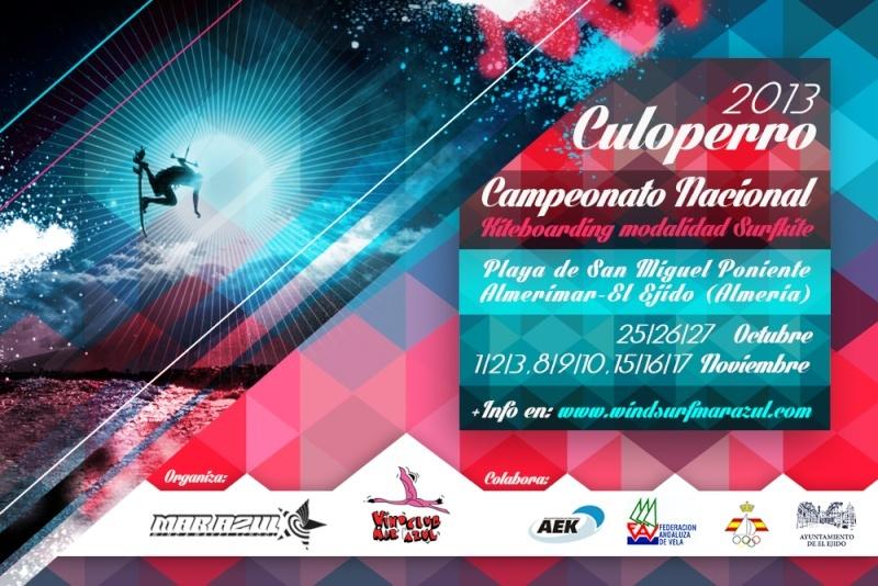 Campeonato España Olas 2013 Cartel10