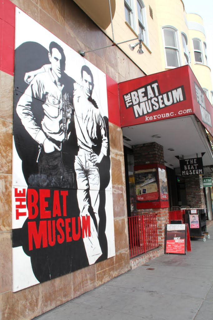 Beat Museum Jack Kerouac, Telegraph Hill, San Francisco, Californie, États-Unis !! 58495610