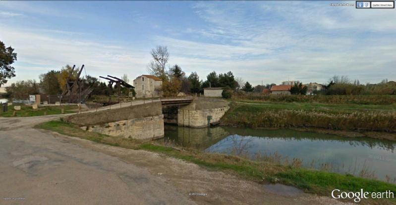 Street View : Lieux représentés sur des peintures célèbres (ou un peu moins) - Page 3 Pont_l11
