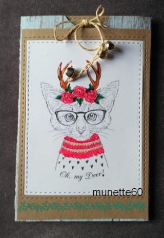 Munette et son Noël en Cet S 48372311