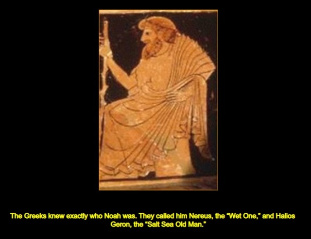 Ancient Greek Vase Artists Painted Images of Biblical Figures Noah and Nimrod Over 2,000 Years Ago 111det11