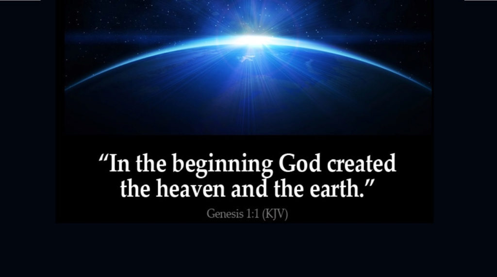 Existence of the universe. The universe had a beginning, therefore a cause 1217
