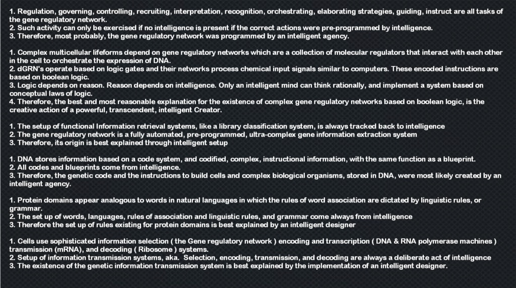 What are the REAL mechanisms of biodiversity, replacing macroevolution?  1423