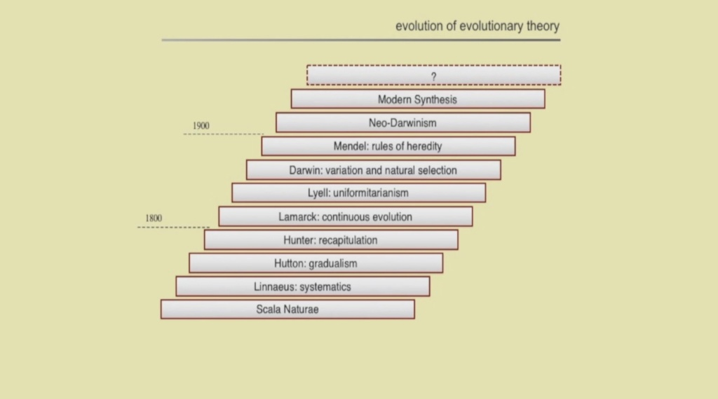 What are the REAL mechanisms of biodiversity, replacing macroevolution?  1921