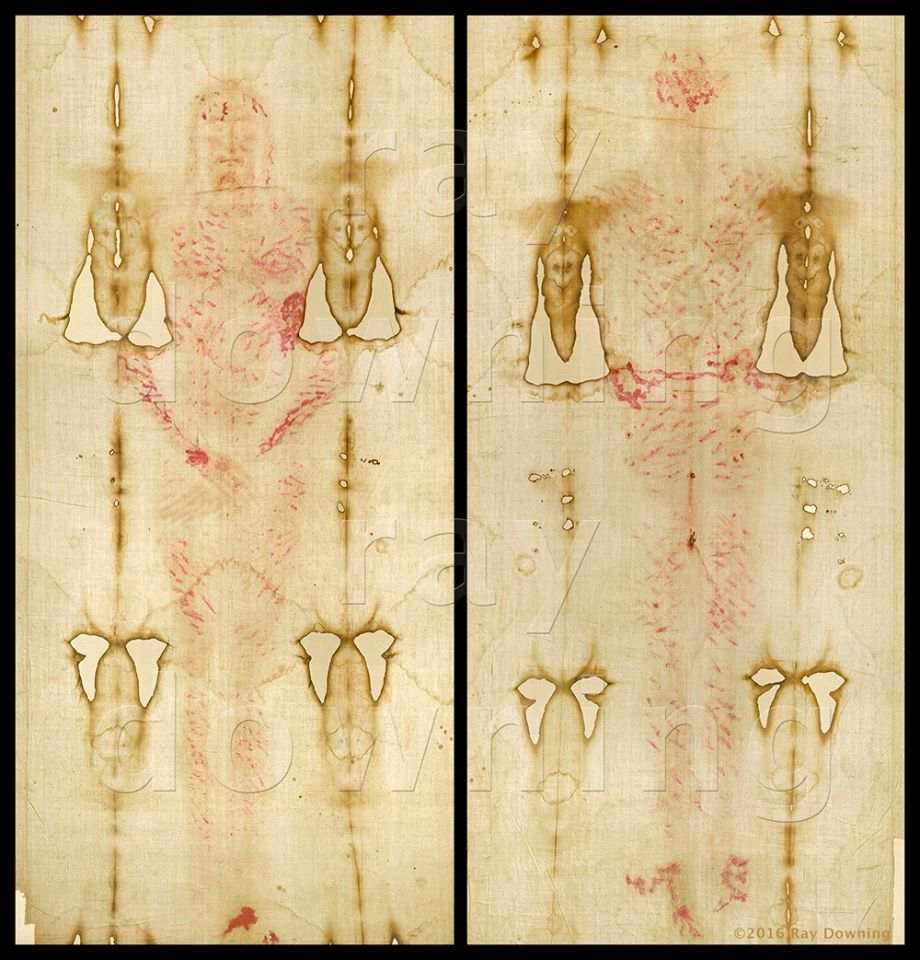 The shroud of Turin EXTRAORDINARY evidence of Christ's resurrection 1926