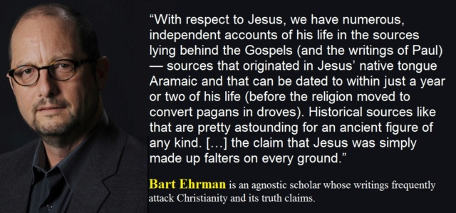 Evidence of the historical Jesus Ertred10