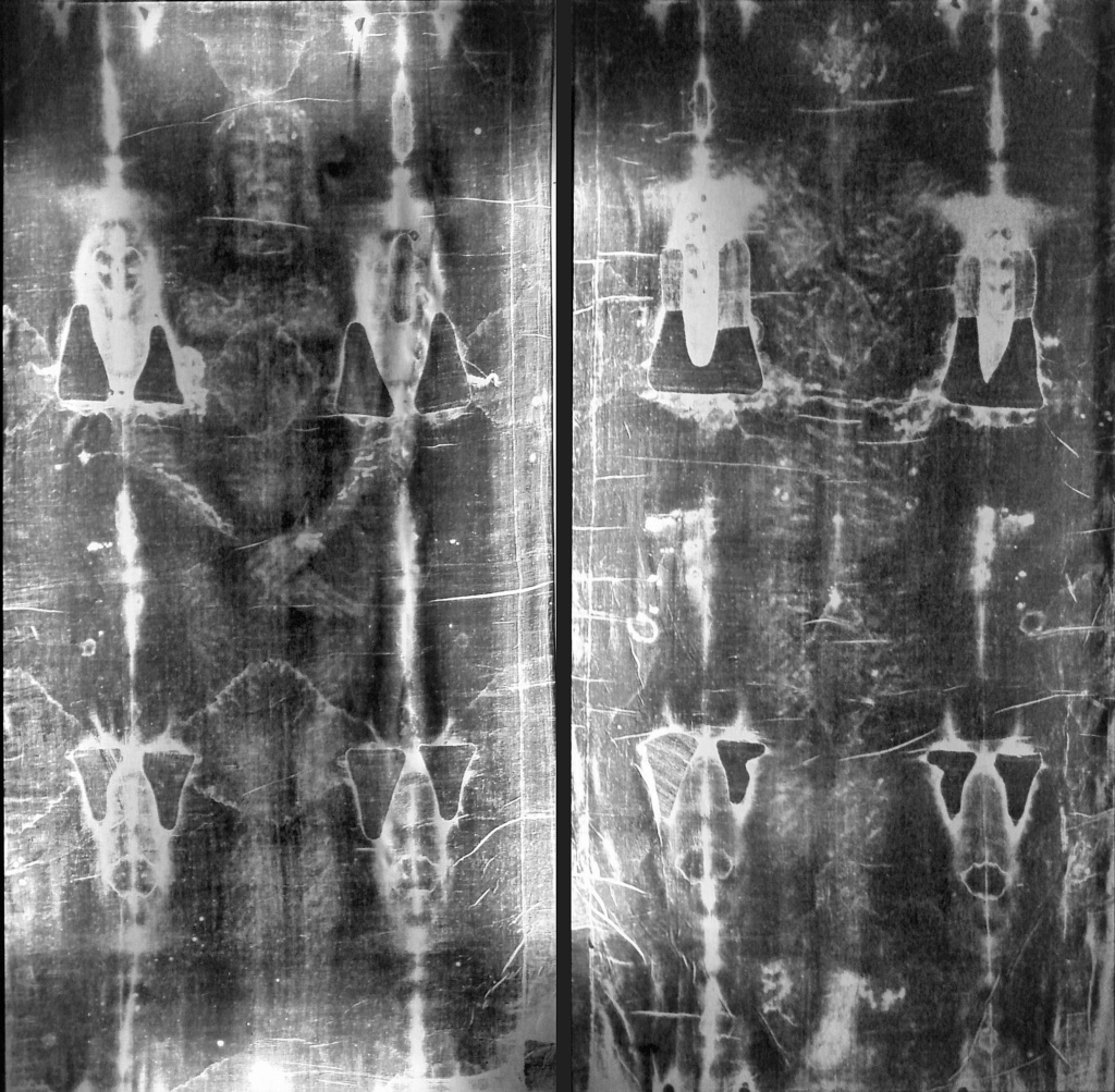 The shroud of Turin EXTRAORDINARY evidence of Christ's resurrection Full_l10