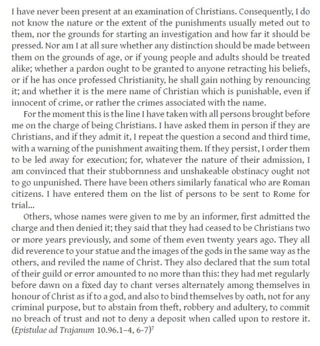 Evidence of the historical Jesus Sueton11