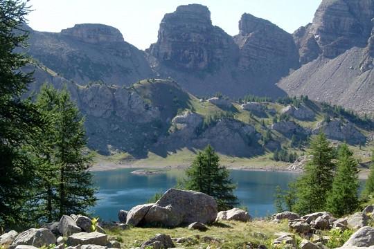 Un merveilleux lac Allos_10