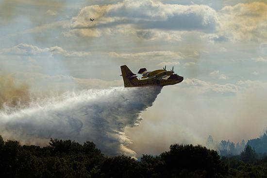 France : les feux de forêt en baisse Canada10