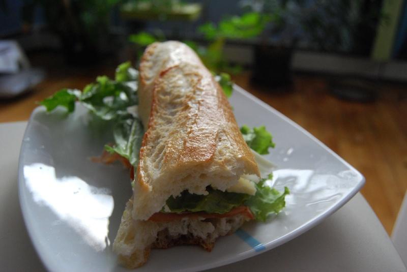 Une recette de sandwich froid, rapide et pas chère Sandwi10