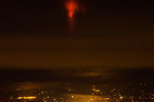 Sprites - Descargas súper-atmosférica en Oklahoma City 94482210