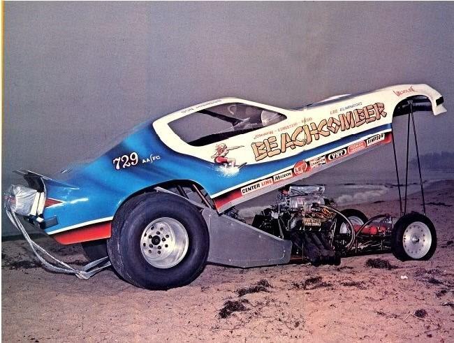 Funny car Monza Beachcomber Don johnson ( terminé ) Beachc11