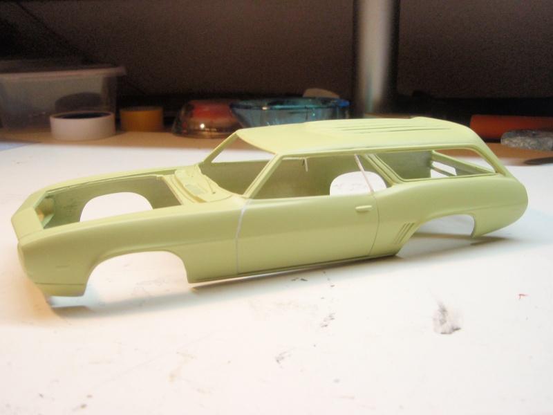 Camaro Sport Wagon 69' custom terminé  P7200112