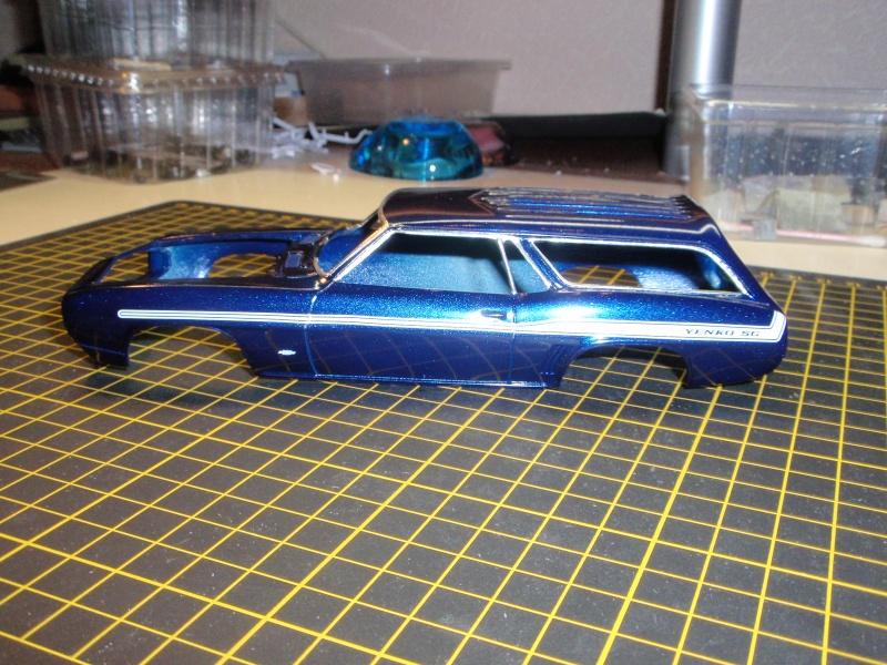 Camaro Sport Wagon 69' custom terminé  P8230010