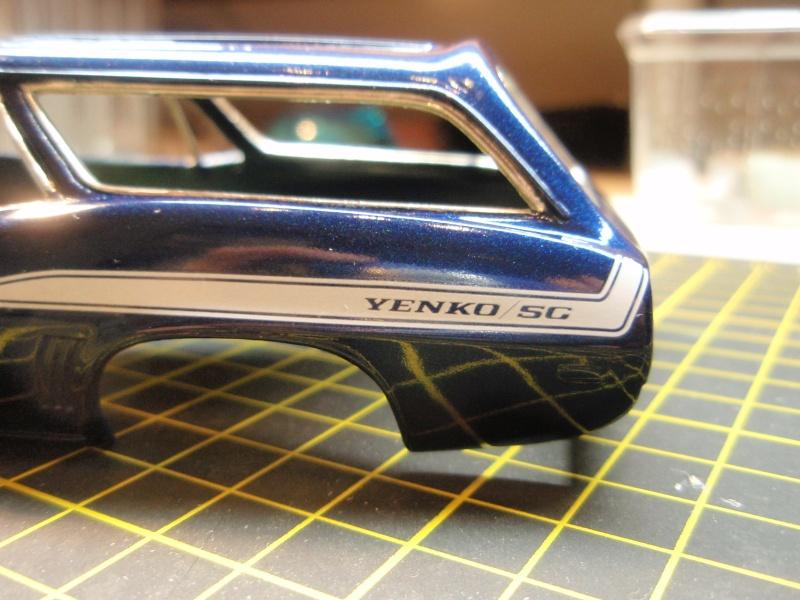 Camaro Sport Wagon 69' custom terminé  P8230011
