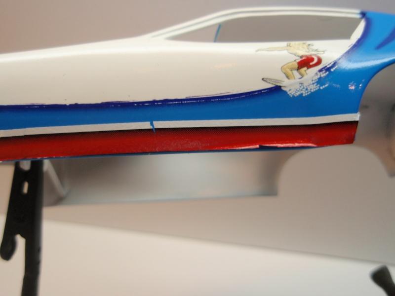 Funny car Monza Beachcomber Don johnson ( terminé ) P9240010
