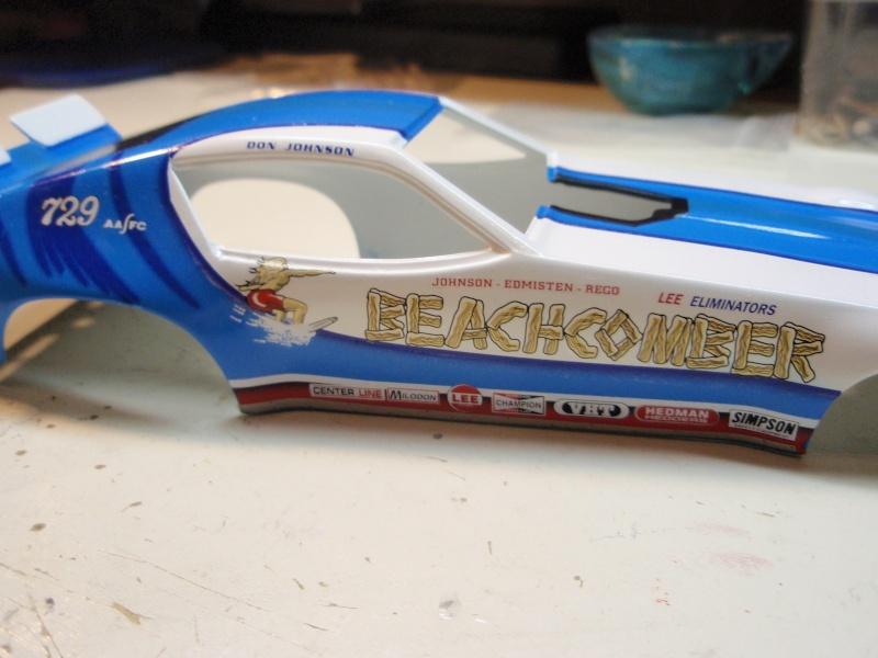 Funny car Monza Beachcomber Don johnson ( terminé ) P9280010