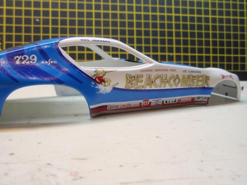 Funny car Monza Beachcomber Don johnson ( terminé ) P9280011