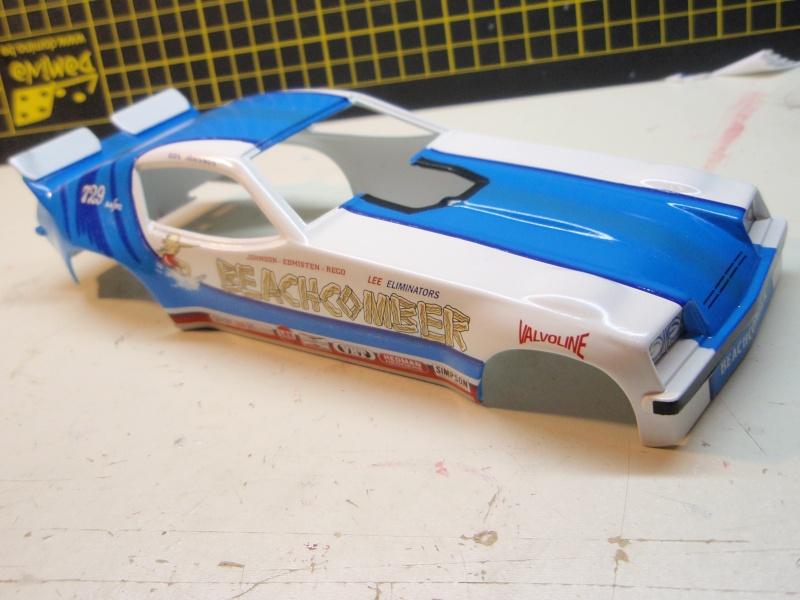 Funny car Monza Beachcomber Don johnson ( terminé ) P9280012