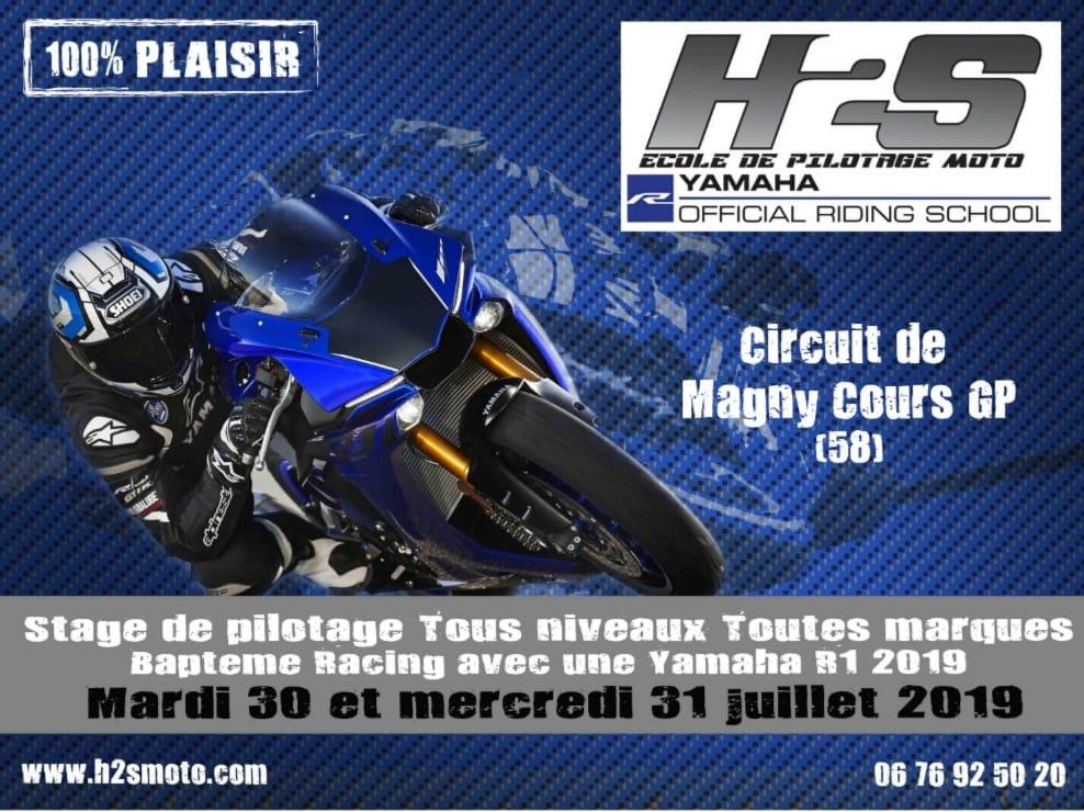Magny Cours GP 30/31 Juillet Stage de Pilotage H2S 65925411