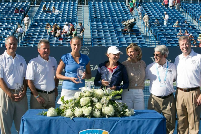 WTA NEW HAVEN 2013 : infos, photos et videos - Page 4 12350110