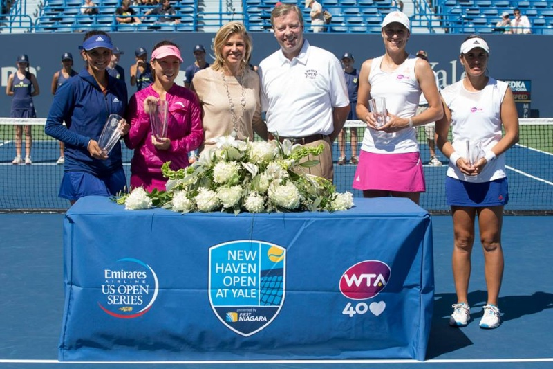 WTA NEW HAVEN 2013 : infos, photos et videos - Page 4 12351910
