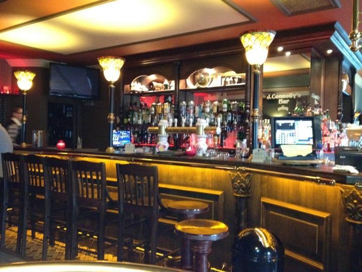Le 1er novembre au J Connely's bar à Saint-Georges Bar10