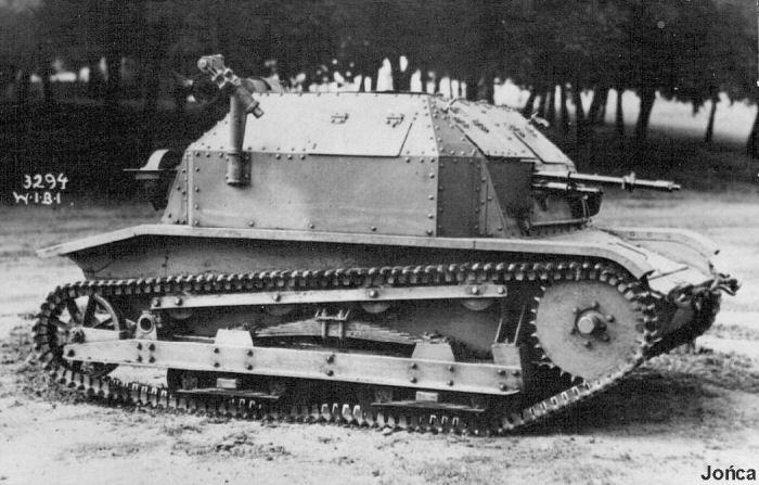 Les chars polonais Tk3_110