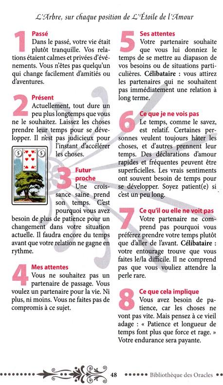 Coffret Le Tarot Lenormand ► Katrin Rosali Giza Pl00210