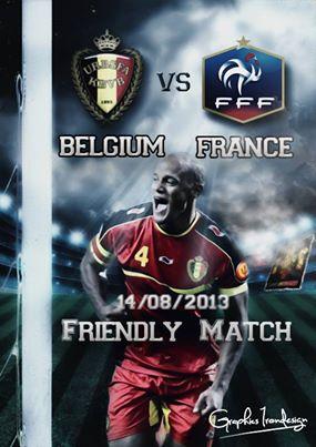 BELGIQUE / FRANCE 14/8/2013 56331810