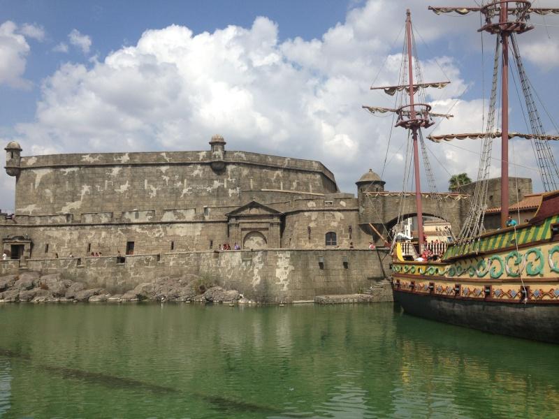 [Trip Report] Isla Magica Seville en Espagne (4/9 septembre 2012) Img_3013