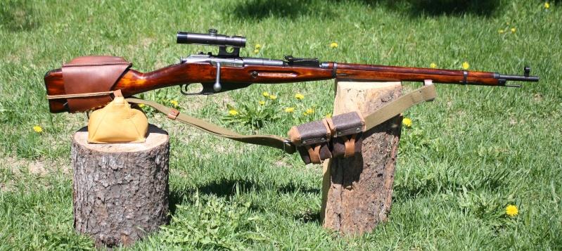 Encore un! MN 91/30 sniper - Page 2 Russe_11