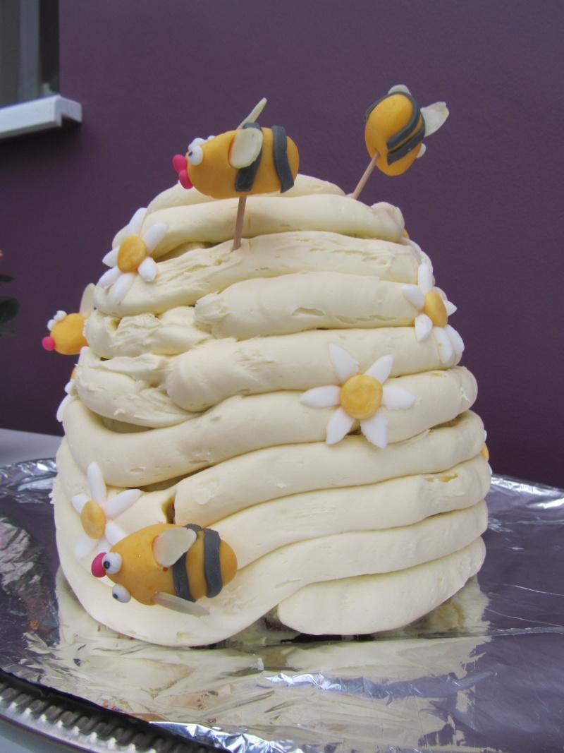 honey and lemon cake 00210