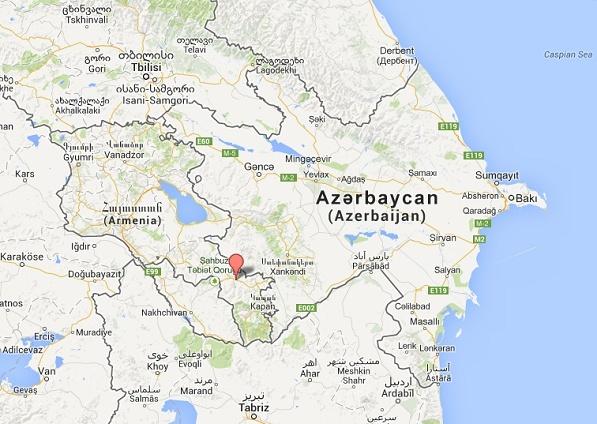 Carahunge - Arménie - Eurasie Ca010