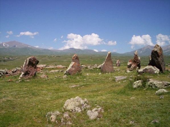 Carahunge - Arménie - Eurasie Ca1010