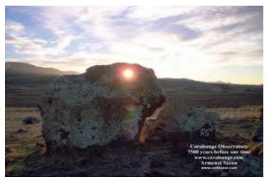 Carahunge - Arménie - Eurasie Ca510