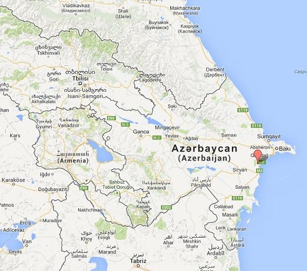 Gobustan - Azerbaïdjan - Eurasie Gob010