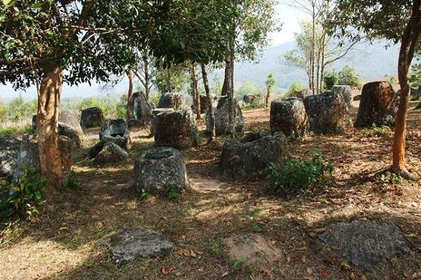 La Plaine des Jarres - Laos - Asie du Sud-Est Laos110