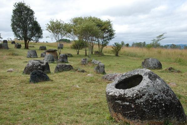 La Plaine des Jarres - Laos - Asie du Sud-Est Laos210