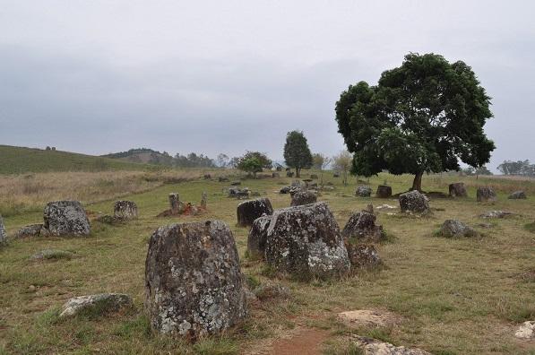 La Plaine des Jarres - Laos - Asie du Sud-Est Laos410