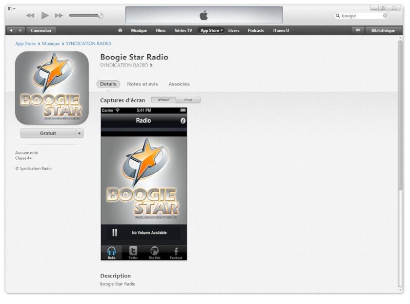 naissance de BOOGIE STAR B & B RADIO NETWORK - Page 2 Boogie10