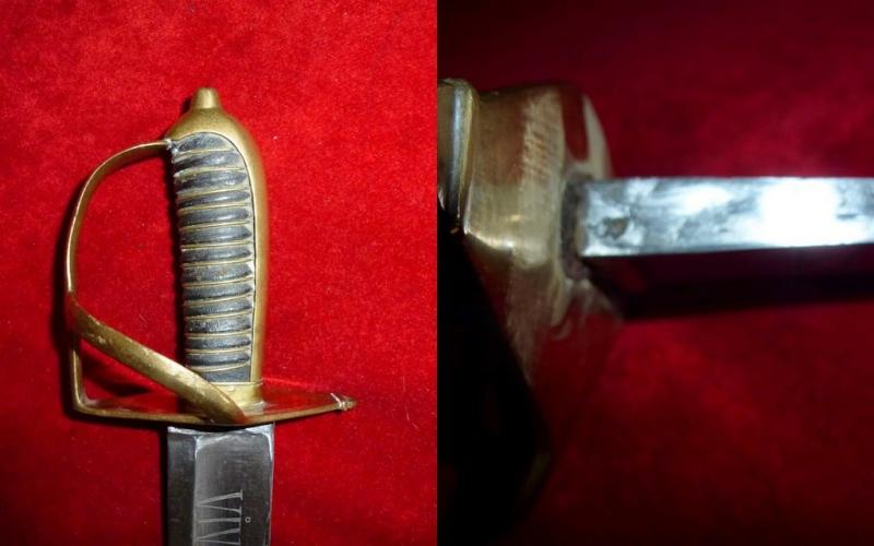 Les armes blanches du royaume de Sardaigne et de Savoie. Sabre_10