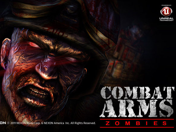 Combat Arms: Zombies Combat11